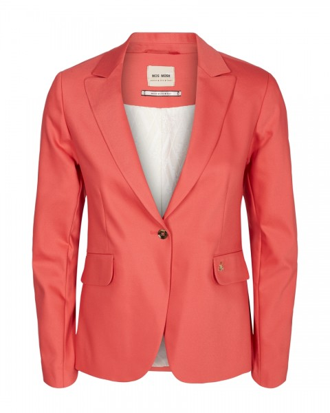 MOS MOSH - BLAKE NIGHT Blazer - rio red