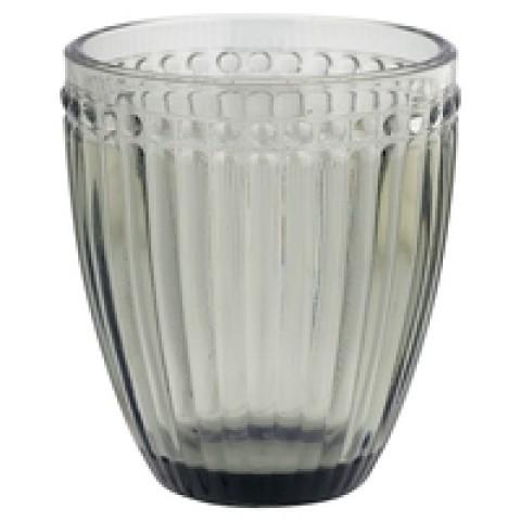 GreenGate Wasserglas Alexa grey
