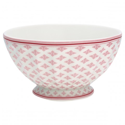 GreenGate French Bowl Sasha pale pinkl xlarge