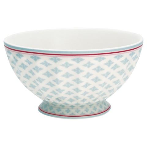 GreenGate French Bowl Sasha blue xlarge