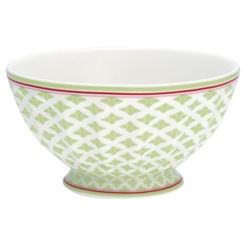 GreenGate French Bowl Sasha green xlarge