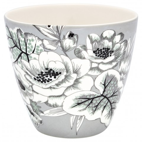GreenGate Latte Cup Felicity grey