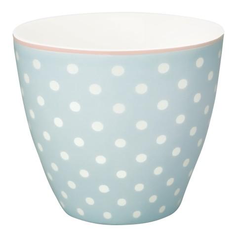 GreenGate Latte Cup Spot pale blue