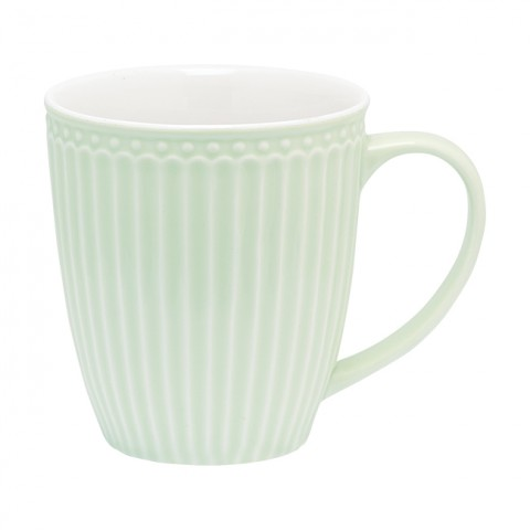 GreenGate Henkelbecher Alice pale green