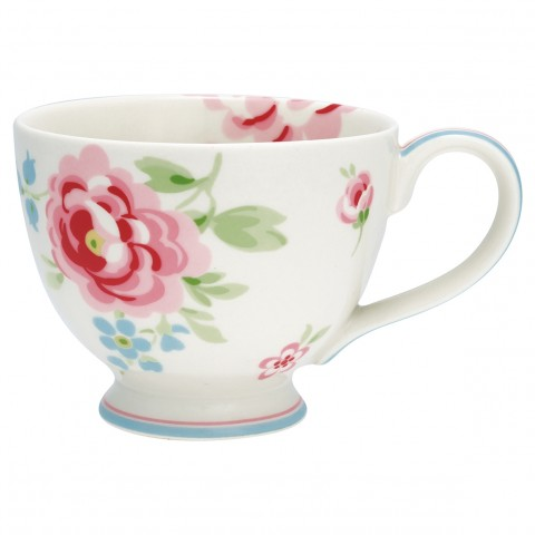 GreenGate Teetasse Meryl white