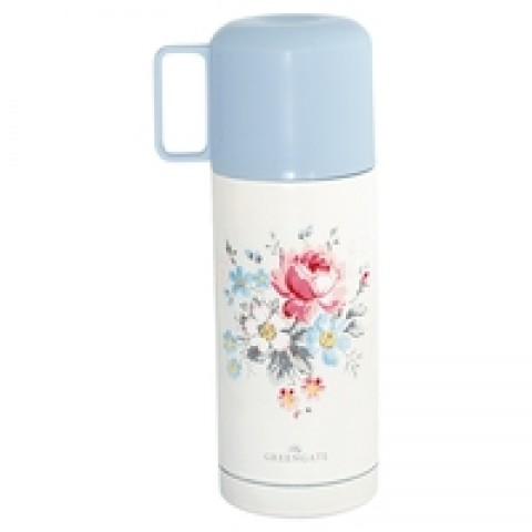 GreenGate Thermoskanne Marie pale grey 350ml