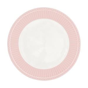 GreenGate Frühstücksteller Alice pale pink