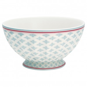 GreenGate French Bowl Sasha blue xlarge