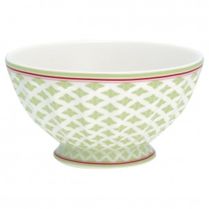 GreenGate French Bowl Sasha green xlarge