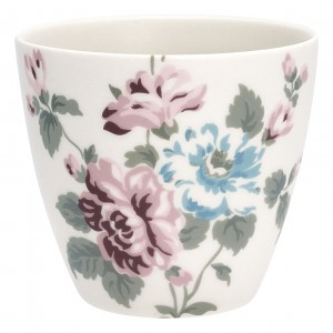 GreenGate Latte Cup Maude white