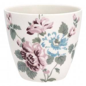 GreenGate Latte Cup Maude white