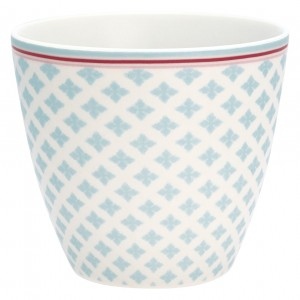 GreenGate Latte Cup Sasha blue