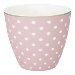 GreenGate Latte Cup Spot pale pink
