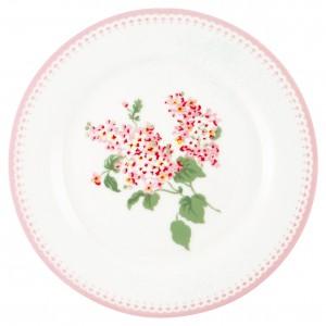 GreenGate Frühstücksteller Luna white