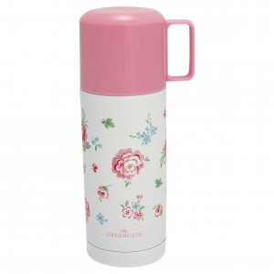 GreenGate Thermoskanne Meryl white 350ml