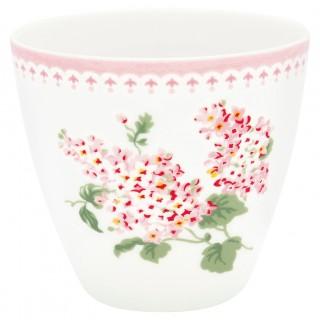 GreenGate Latte Cup Luna white