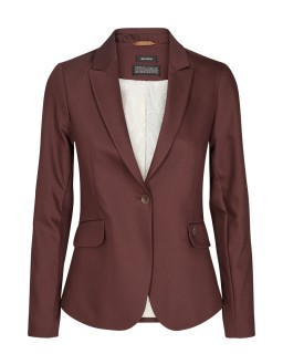 MOS MOSH - BLAKE NIGHT Blazer - chocolate