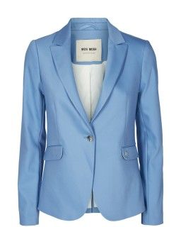 MOS MOSH - BLAKE NIGHT Blazer - allure blue