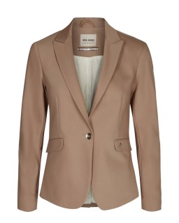 MOS MOSH - BLAKE NIGHT Blazer - Sustainable burro camel