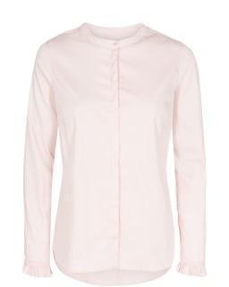 MOS MOSH - Bluse - Mattie Shirt - Rüschenbluse - soft rose