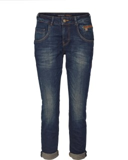 MOS MOSH Hose - Brady printed Jeans