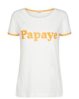 MOS MOSH Shirt - Bea Tee Papaye