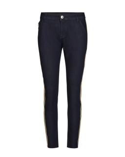 MOS MOSH Hose - Blake Gold Jeans - dark blue denim