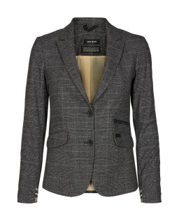 MOS MOSH - BLAKE Holly Blazer grey check