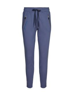 MOS MOSH Hose - Levon Carell - indigo blue