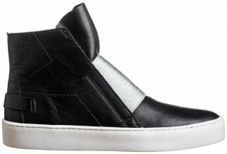 BINKS High Cut Sneaker Plura 07 black