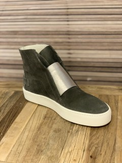 BINKS High Cut Sneaker Plura 38 grey