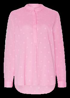 0039 ITALY Bluse Janice rosa
