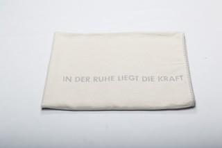 """Fussenegger Decke """"In der Ruhe liegt die Kraft"""""""