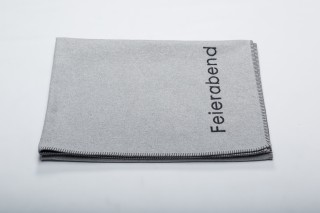 "Fussenegger Decke ""Feierabend"""