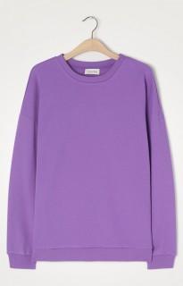 American Vintage Sweat Shirt Fery purple