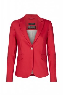 MOS MOSH - BLAKE NIGHT Blazer - cherry