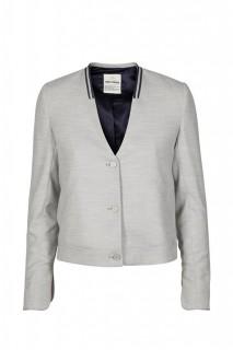 MOS MOSH Blazer - Frances - light grey