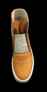 BINKS High Cut Sneaker Plura 21 cognac