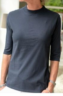 Blaumax Shirt - Antonella - navy