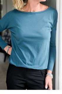 Blaumax Shirt - Santiago - petrol