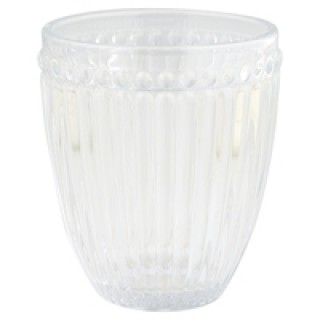GreenGate Wasserglas Alexa clear