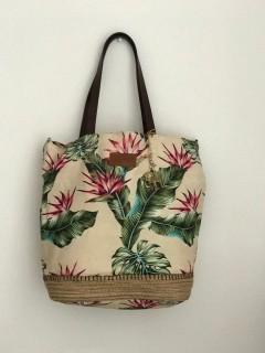 Anokhi 2-in1-Tasche / Shopper