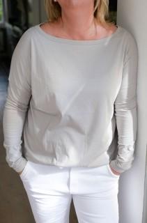 Blaumax Shirt - Santiago - silver grey