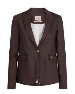 MOS MOSH BLAKE NIGHT Blazer Sustainable coffee bean