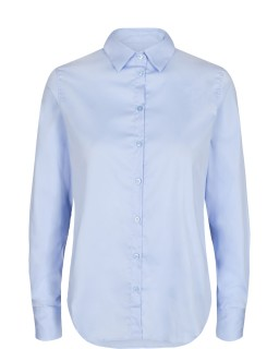 MOS MOSH Bluse Martina  light blue