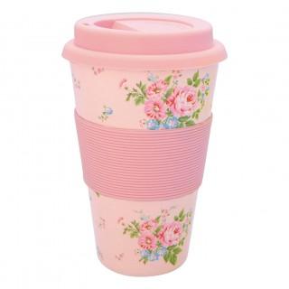 GreenGateTravel Mug Marley pale pink