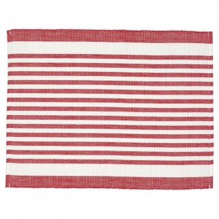 GreenGate Platzset Alice stripe red