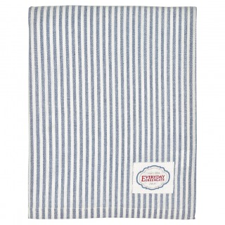 GreenGate Tischdecke Alice stripe blue 145x250cm