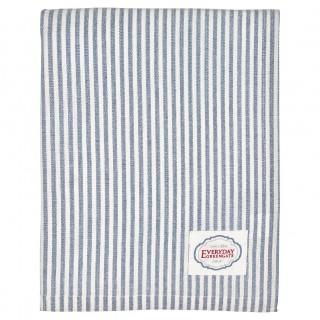 GreenGate Tischdecke Alice stripe blue 145x250cm