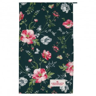 GreenGate Geschirrtuch Meadow black